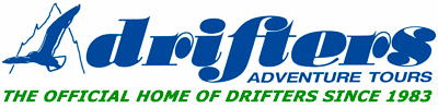 Drifters Adventure Tours Logo