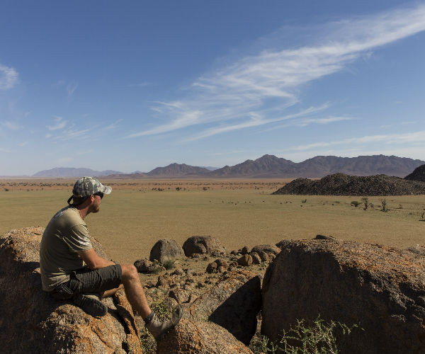 16 Day Namibia Tour Accommodated